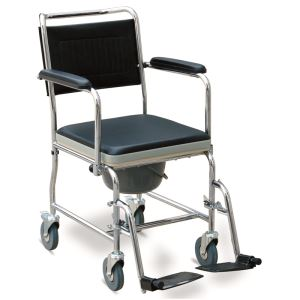 Commode Seat Wheels