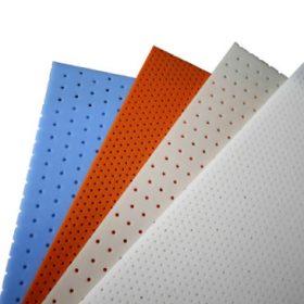 Thermoplastic splinting material
