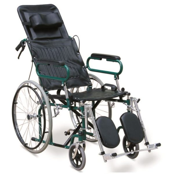 Reclining Wheelchair High Back