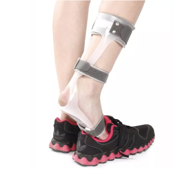 Ankle foot orthosis (AFO), drop foot lifter splint
