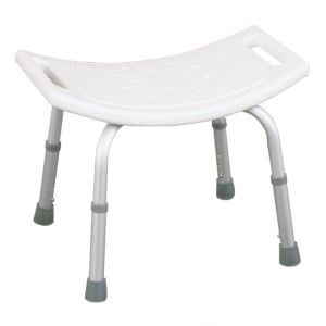 Adjustable Height Bathroom Bench-JL797L