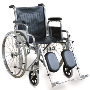 Standard Manual Wheelchair-JL902C (Elevating Footrest)