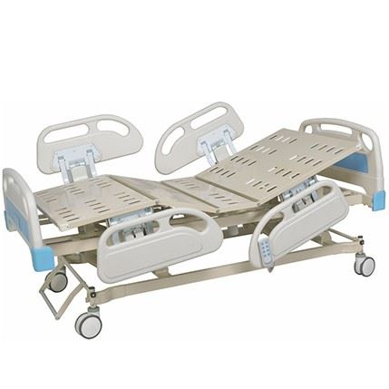ICU Remote Control L&k 5 Function Hospital Bed