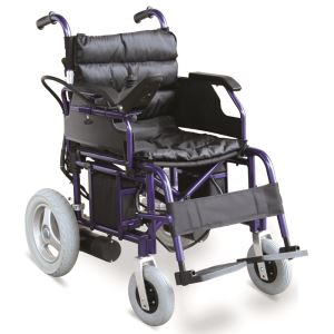 Folding Electric Wheelchair-JL138