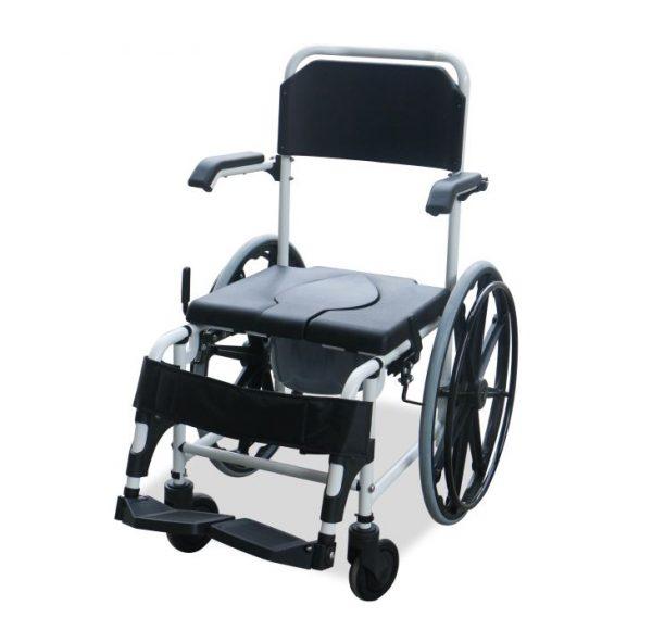 Lightweight Luxury Commode Chair