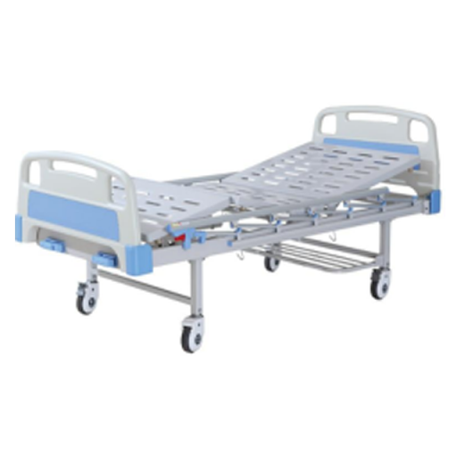 Manual Hospital Two function bed