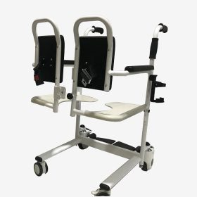Transfer From Wheelchair To Bed Device