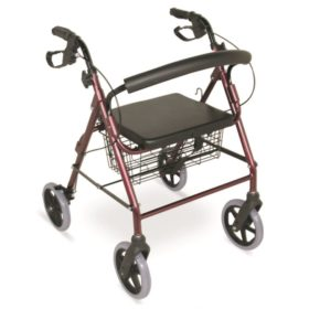 8 Inch Casters Lightweight Rollator