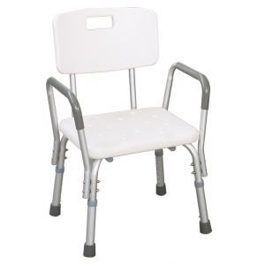 Adjustable Height Shower Benches-JL736L