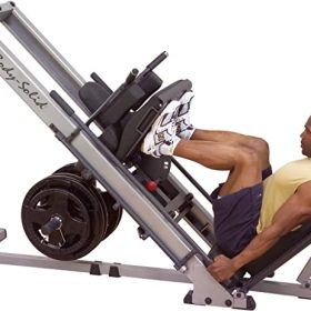Body-Solid GLPH1100 Leg Press and Hack Squat Machine