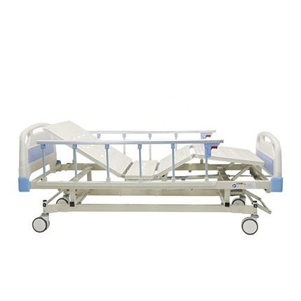 Two Crank Abs Manual Hospital Bed