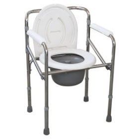 Folding Commode Chair-JL894