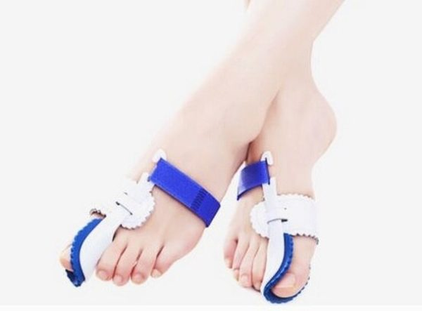 Hallux Valgus Toe Correction Splint (Bunion Corrector Device)