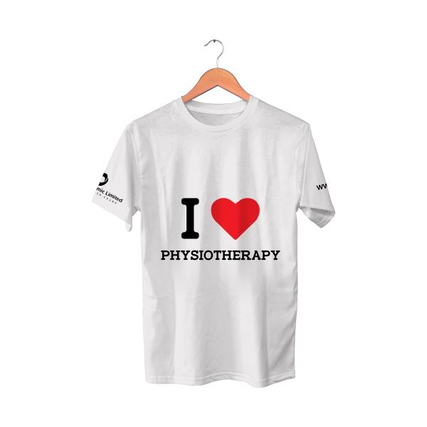 White T-Shirt | Heat
