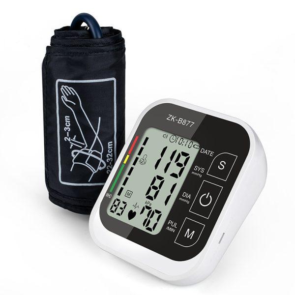 Intelligent Digital Arm Blood Pressure Monitor -B877