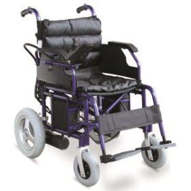 Folding Electric Wheelchair-JL138
