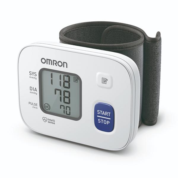 Omron Wrist RS2 Blood Pressure Monitor
