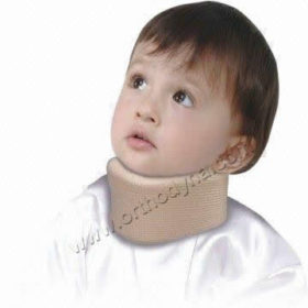 Child Neck collar - Pediatric Soft Collar