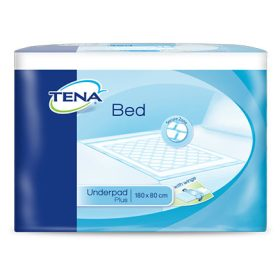 Tena Bed Plus Wings - 80 x 180 cm, Pack of 20 Sheets