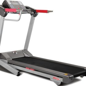 WNQ Motorized Treadmill F1-5000L-TV