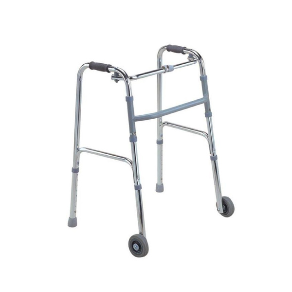 Walking Frame With Wheels (Castors)