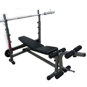WNQ 5-Way Weight Lifting Bench -518GA