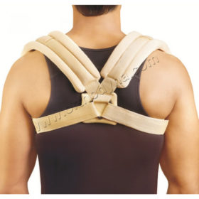 Clavicle Brace - Universal size (Figure Of Eight)