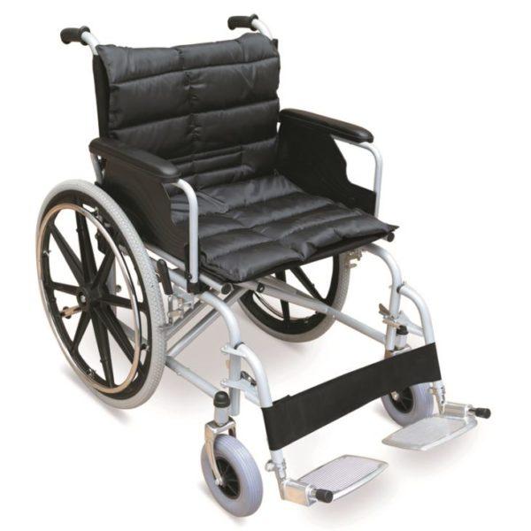 Extra Wide Heavy-Duty Manual Wheelchair