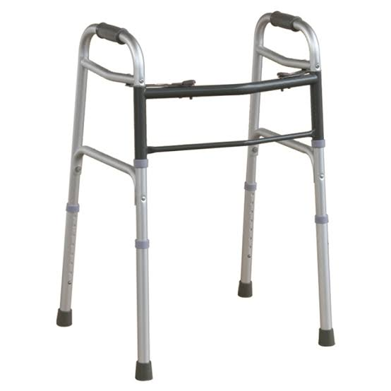 Walking Frame Without Wheels - Fordable Walker