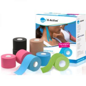 Kinesio Tape K-Active Brand