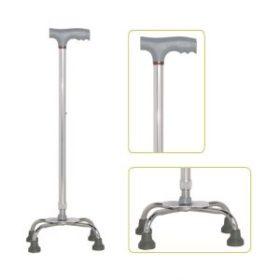 Quad cane crutch stick