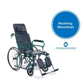 Reclining Wheelchair High Back