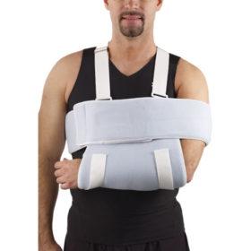Shoulder Immobilizer (Sling and Swathe)