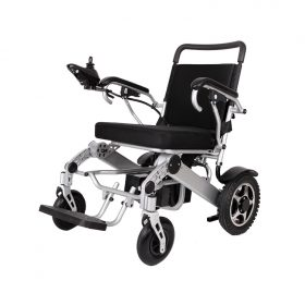 Detachable Seatrest Power Weheelchair Folding