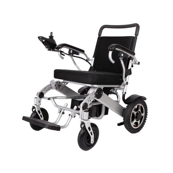 Detachable Seatrest Power Weheelchair Folding