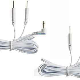 Tens Machine Lead Wires 3.5mm